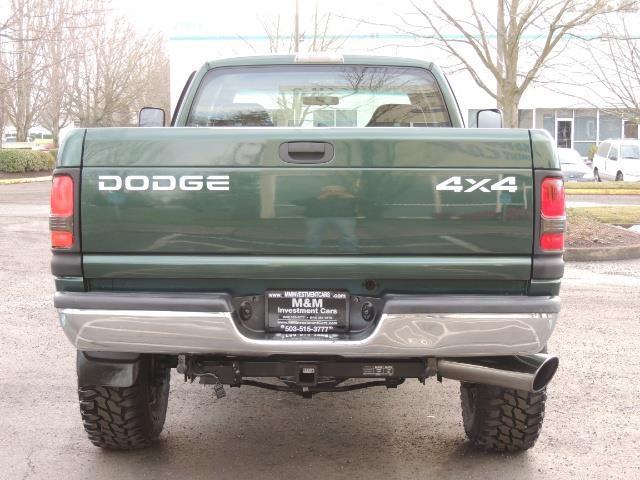 2001 Dodge Ram 2500 Quad Cab 4X4 5.9 L CUMMINS DIESEL / CUSTOM BUILT - Photo 52 - Portland, OR 97217