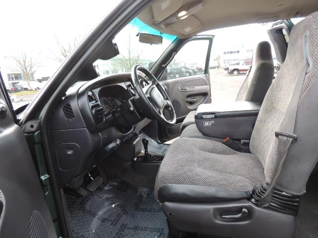 2001 Dodge Ram 2500 Quad Cab 4X4 5.9 L CUMMINS DIESEL / CUSTOM BUILT - Photo 15 - Portland, OR 97217
