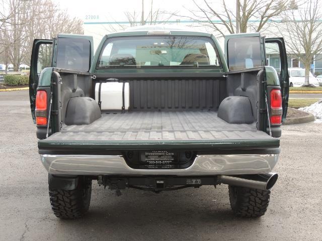 2001 Dodge Ram 2500 Quad Cab 4X4 5.9 L CUMMINS DIESEL / CUSTOM BUILT - Photo 29 - Portland, OR 97217