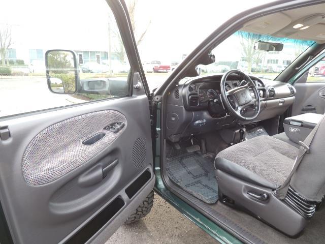 2001 Dodge Ram 2500 Quad Cab 4X4 5.9 L CUMMINS DIESEL / CUSTOM BUILT - Photo 14 - Portland, OR 97217