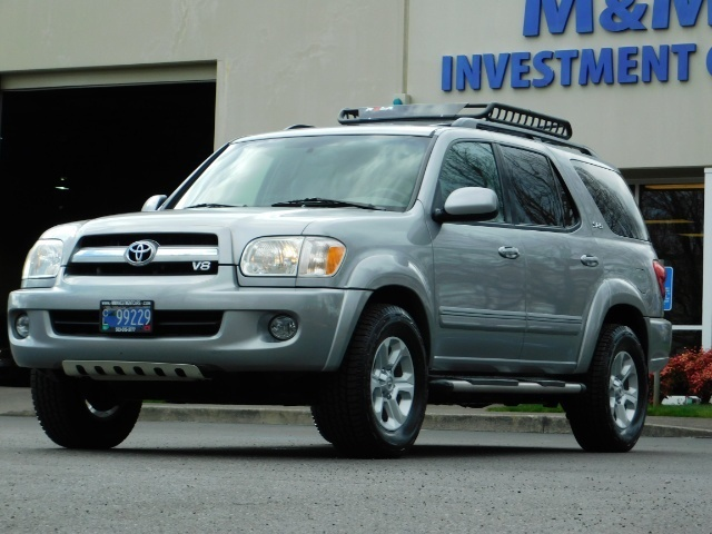 2005 Toyota Sequoia 4WD / V8 , 4.7L / 3RD ROW SEATS / TIMING BELT DONE - Photo 1 - Portland, OR 97217