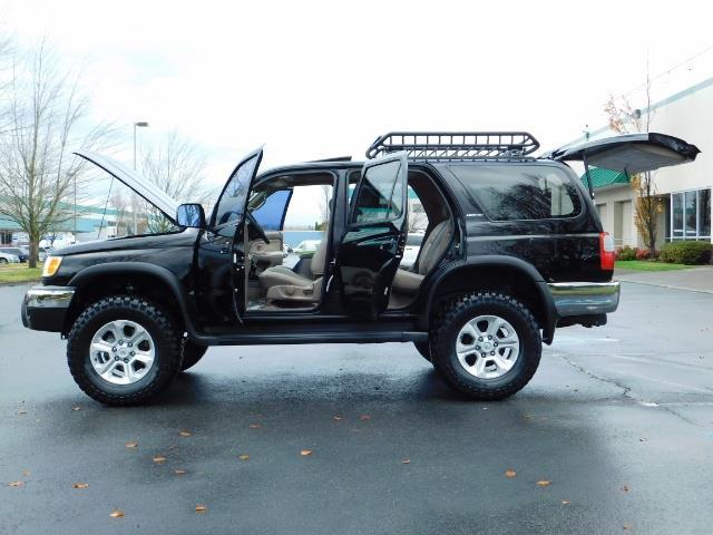 1999 Toyota 4Runner SR5 4WD V6 3.4L / LEATHER / TIMING BELT / LIFTED ! - Photo 15 - Portland, OR 97217