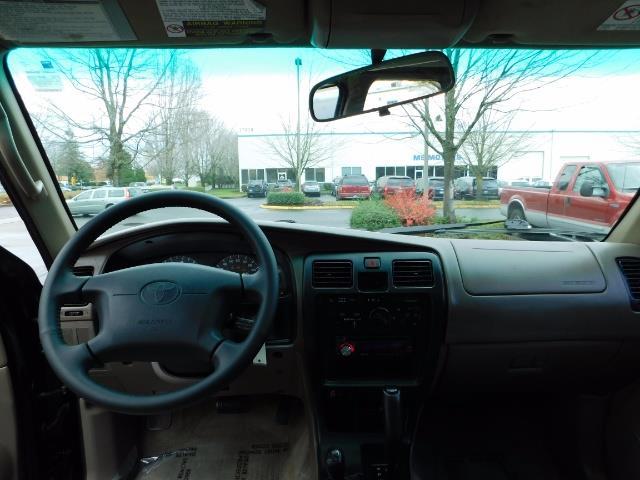 1999 Toyota 4Runner SR5 4WD V6 3.4L / LEATHER / TIMING BELT / LIFTED ! - Photo 32 - Portland, OR 97217