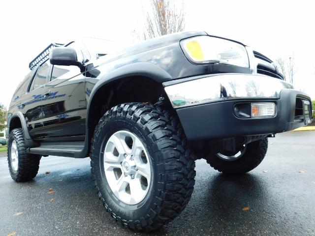 1999 Toyota 4Runner SR5 4WD V6 3.4L / LEATHER / TIMING BELT / LIFTED ! - Photo 10 - Portland, OR 97217