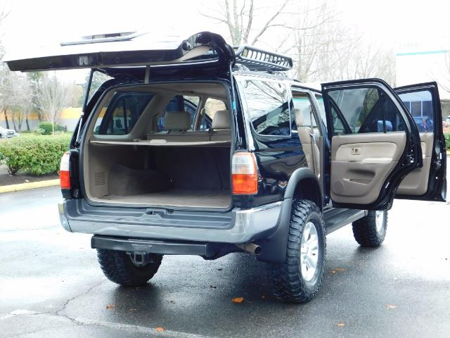 1999 Toyota 4Runner SR5 4WD V6 3.4L / LEATHER / TIMING BELT / LIFTED ! - Photo 22 - Portland, OR 97217