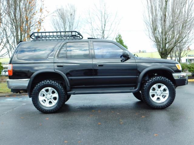 1999 Toyota 4Runner SR5 4WD V6 3.4L / LEATHER / TIMING BELT / LIFTED ! - Photo 4 - Portland, OR 97217