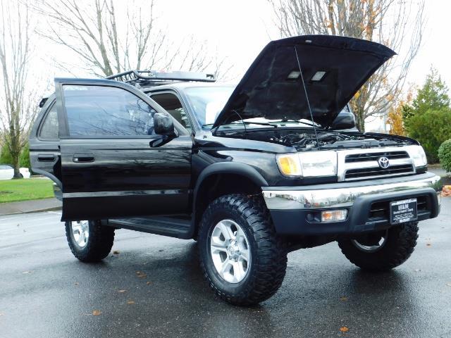 1999 Toyota 4Runner SR5 4WD V6 3.4L / LEATHER / TIMING BELT / LIFTED ! - Photo 23 - Portland, OR 97217