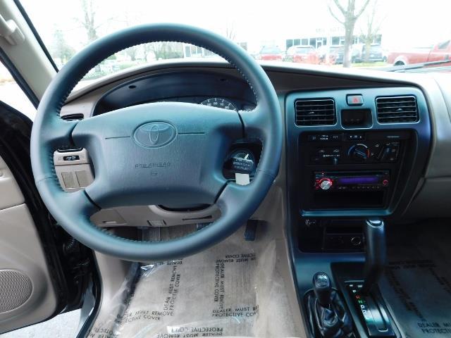 1999 Toyota 4Runner SR5 4WD V6 3.4L / LEATHER / TIMING BELT / LIFTED ! - Photo 33 - Portland, OR 97217