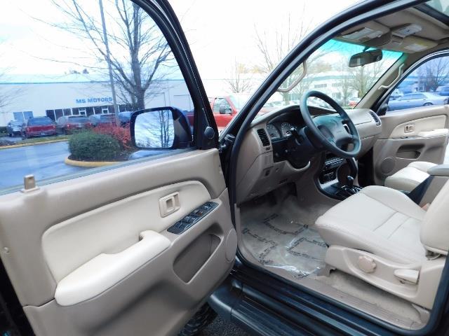 1999 Toyota 4Runner SR5 4WD V6 3.4L / LEATHER / TIMING BELT / LIFTED ! - Photo 26 - Portland, OR 97217