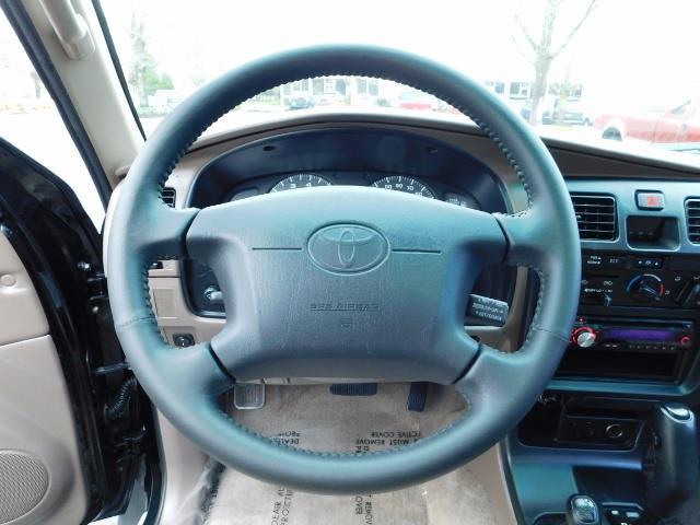 1999 Toyota 4Runner SR5 4WD V6 3.4L / LEATHER / TIMING BELT / LIFTED ! - Photo 36 - Portland, OR 97217