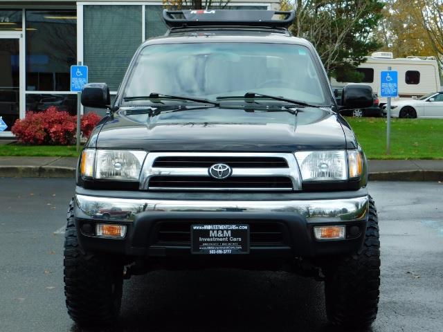 1999 Toyota 4Runner SR5 4WD V6 3.4L / LEATHER / TIMING BELT / LIFTED ! - Photo 5 - Portland, OR 97217