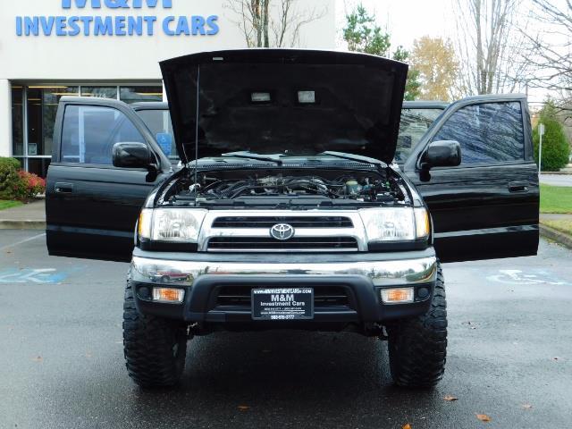 1999 Toyota 4Runner SR5 4WD V6 3.4L / LEATHER / TIMING BELT / LIFTED ! - Photo 24 - Portland, OR 97217