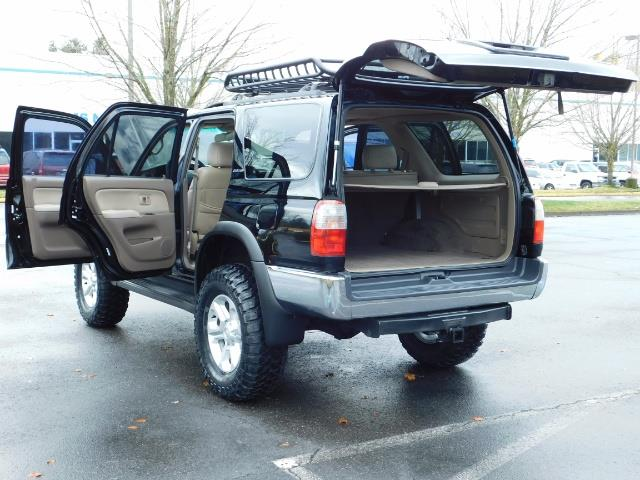 1999 Toyota 4Runner SR5 4WD V6 3.4L / LEATHER / TIMING BELT / LIFTED ! - Photo 19 - Portland, OR 97217