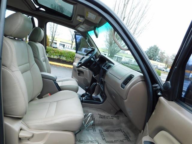 1999 Toyota 4Runner SR5 4WD V6 3.4L / LEATHER / TIMING BELT / LIFTED ! - Photo 31 - Portland, OR 97217