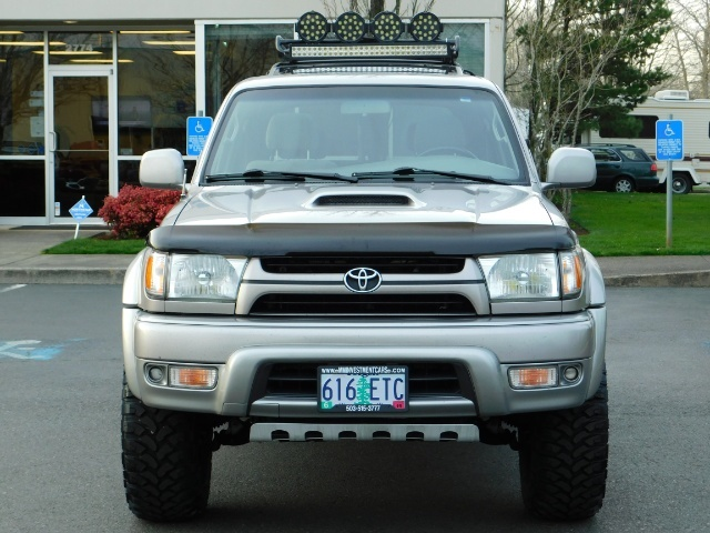 2002 Toyota 4Runner SR5 SPORT EDITION    TIMING BELT    LIFTED LIFTED - Photo 49 - Portland, OR 97217