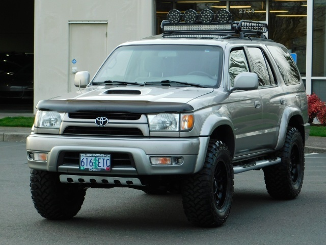 2002 Toyota 4Runner SR5 SPORT EDITION    TIMING BELT    LIFTED LIFTED - Photo 43 - Portland, OR 97217