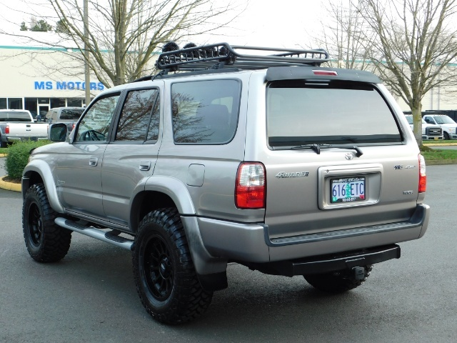 2002 Toyota 4Runner SR5 SPORT EDITION    TIMING BELT    LIFTED LIFTED - Photo 9 - Portland, OR 97217
