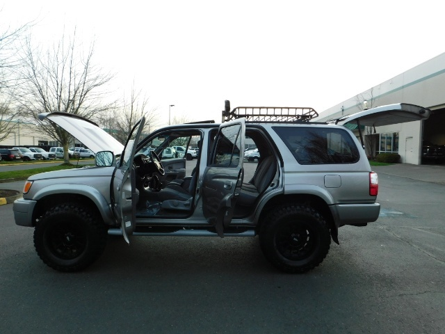 2002 Toyota 4Runner SR5 SPORT EDITION    TIMING BELT    LIFTED LIFTED - Photo 35 - Portland, OR 97217