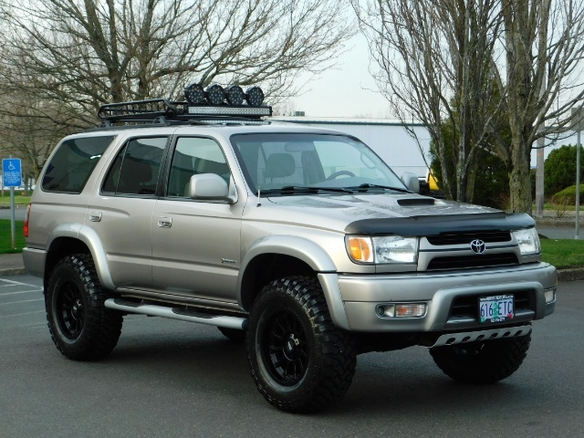 2002 Toyota 4Runner SR5 SPORT EDITION    TIMING BELT    LIFTED LIFTED - Photo 44 - Portland, OR 97217