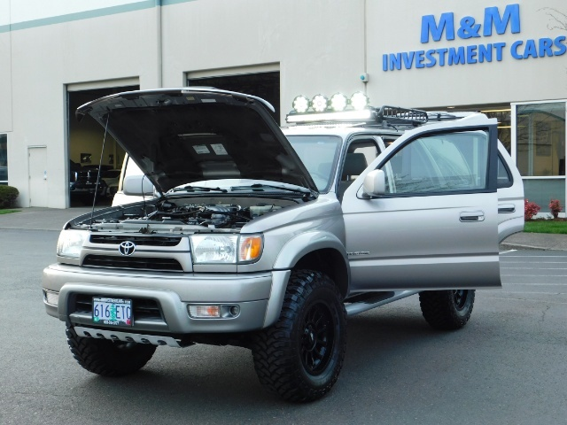 2002 Toyota 4Runner SR5 SPORT EDITION    TIMING BELT    LIFTED LIFTED - Photo 34 - Portland, OR 97217