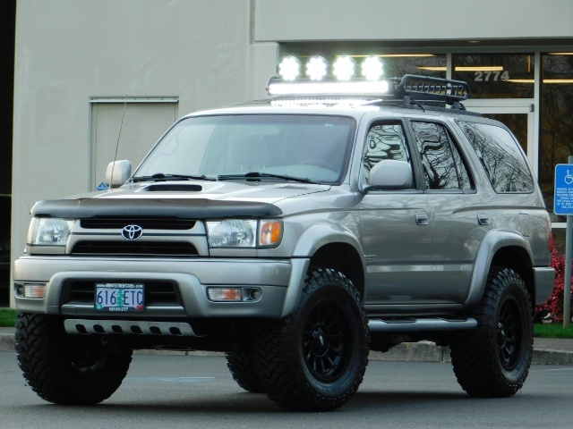 2002 Toyota 4Runner SR5 SPORT EDITION    TIMING BELT    LIFTED LIFTED - Photo 51 - Portland, OR 97217