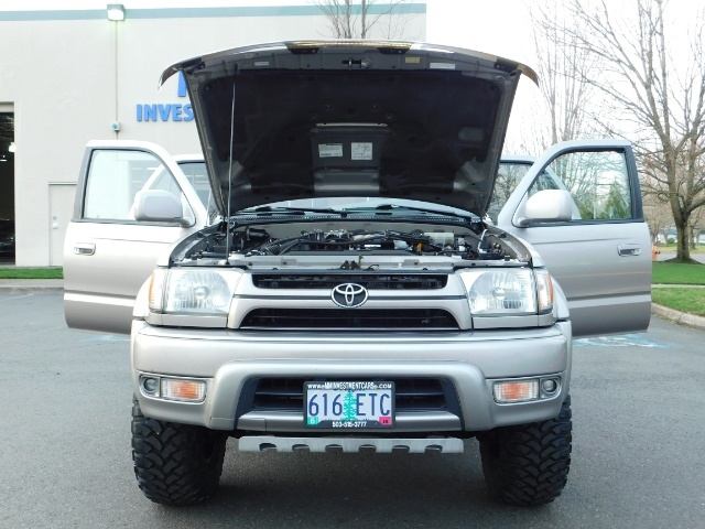 2002 Toyota 4Runner SR5 SPORT EDITION    TIMING BELT    LIFTED LIFTED - Photo 41 - Portland, OR 97217