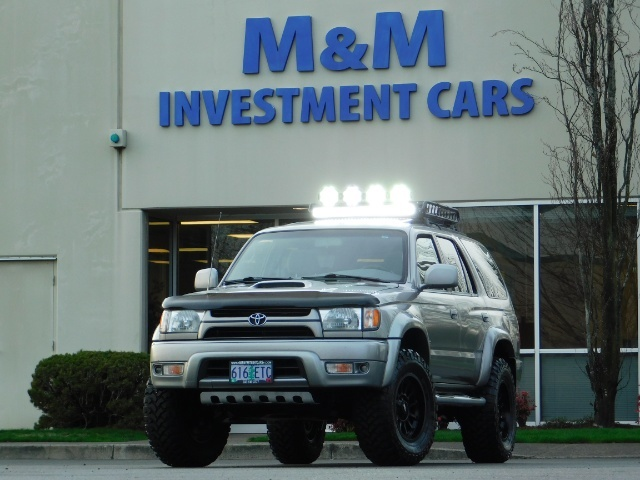 2002 Toyota 4Runner SR5 SPORT EDITION    TIMING BELT    LIFTED LIFTED - Photo 56 - Portland, OR 97217