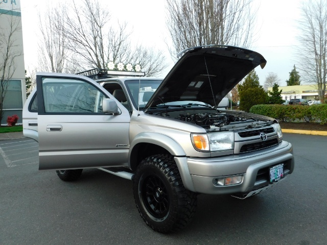 2002 Toyota 4Runner SR5 SPORT EDITION    TIMING BELT    LIFTED LIFTED - Photo 40 - Portland, OR 97217