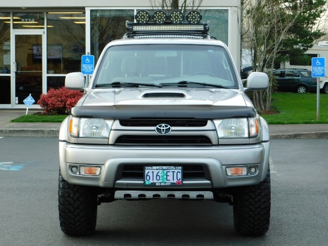 2002 Toyota 4Runner SR5 SPORT EDITION    TIMING BELT    LIFTED LIFTED - Photo 7 - Portland, OR 97217
