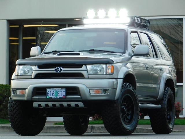 2002 Toyota 4Runner SR5 SPORT EDITION    TIMING BELT    LIFTED LIFTED - Photo 3 - Portland, OR 97217