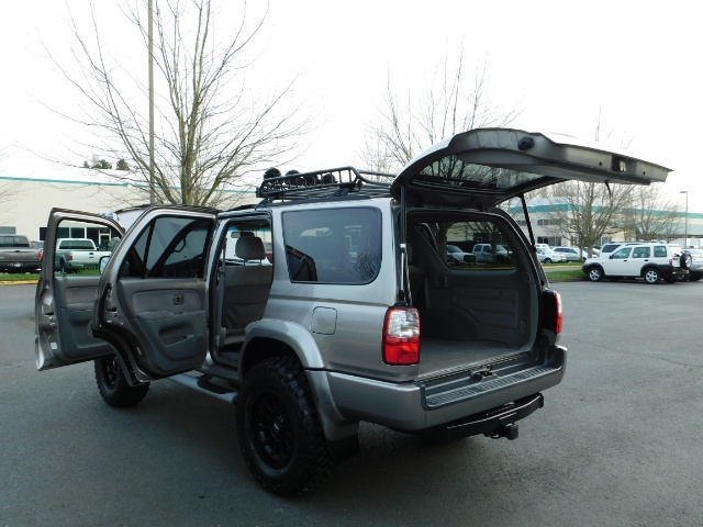 2002 Toyota 4Runner SR5 SPORT EDITION    TIMING BELT    LIFTED LIFTED - Photo 36 - Portland, OR 97217