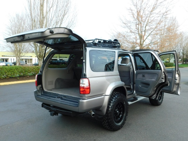 2002 Toyota 4Runner SR5 SPORT EDITION    TIMING BELT    LIFTED LIFTED - Photo 38 - Portland, OR 97217