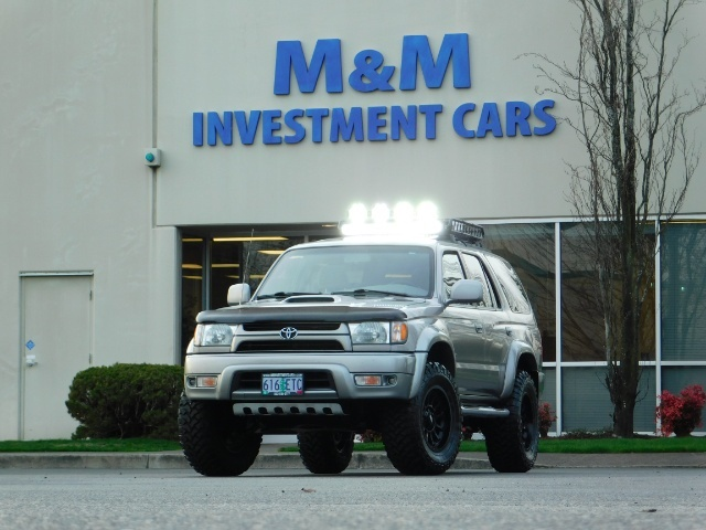 2002 Toyota 4Runner SR5 SPORT EDITION    TIMING BELT    LIFTED LIFTED - Photo 50 - Portland, OR 97217