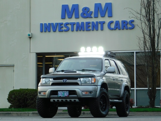 2002 Toyota 4Runner SR5 SPORT EDITION    TIMING BELT    LIFTED LIFTED - Photo 52 - Portland, OR 97217