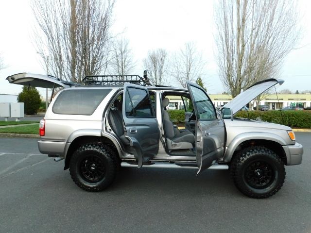 2002 Toyota 4Runner SR5 SPORT EDITION    TIMING BELT    LIFTED LIFTED - Photo 39 - Portland, OR 97217