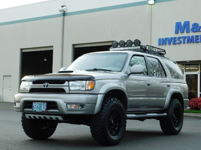 2002 Toyota 4Runner SR5 SPORT EDITION    TIMING BELT    LIFTED LIFTED - Photo 4 - Portland, OR 97217