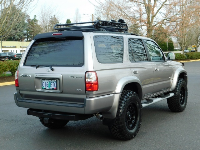 2002 Toyota 4Runner SR5 SPORT EDITION    TIMING BELT    LIFTED LIFTED - Photo 10 - Portland, OR 97217