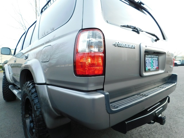 2002 Toyota 4Runner SR5 SPORT EDITION    TIMING BELT    LIFTED LIFTED - Photo 47 - Portland, OR 97217