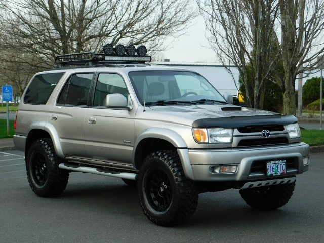 2002 Toyota 4Runner SR5 SPORT EDITION    TIMING BELT    LIFTED LIFTED - Photo 2 - Portland, OR 97217