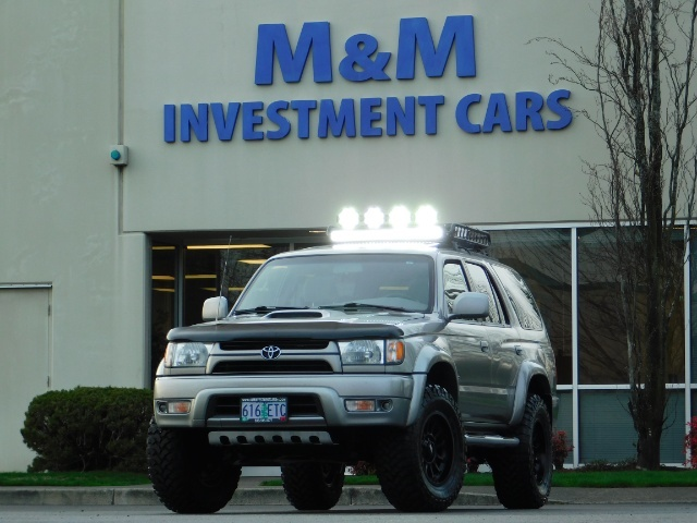 2002 Toyota 4Runner SR5 SPORT EDITION    TIMING BELT    LIFTED LIFTED - Photo 55 - Portland, OR 97217