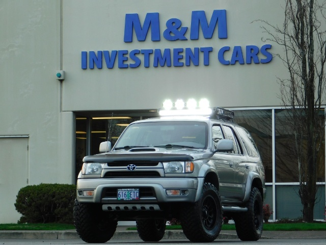 2002 Toyota 4Runner SR5 SPORT EDITION    TIMING BELT    LIFTED LIFTED - Photo 57 - Portland, OR 97217