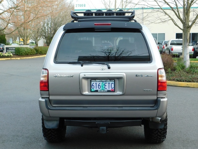 2002 Toyota 4Runner SR5 SPORT EDITION    TIMING BELT    LIFTED LIFTED - Photo 8 - Portland, OR 97217
