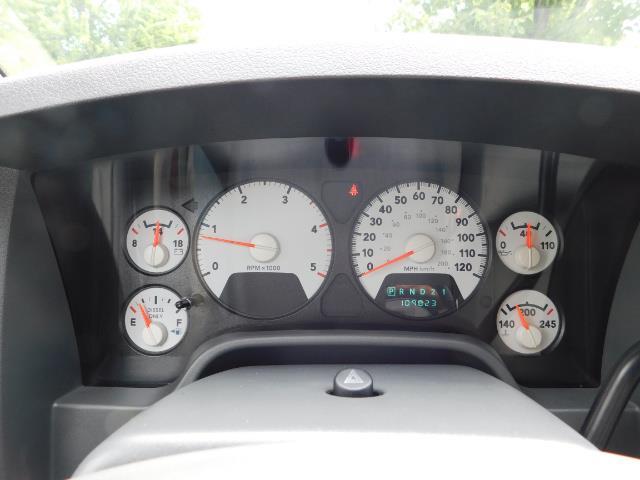 2007 Dodge Ram 2500 SLT BIG HORN EDITION / 4X4 / 5.9L DIESEL / 1-OWNER - Photo 37 - Portland, OR 97217