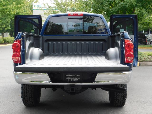 2007 Dodge Ram 2500 SLT BIG HORN EDITION / 4X4 / 5.9L DIESEL / 1-OWNER - Photo 21 - Portland, OR 97217