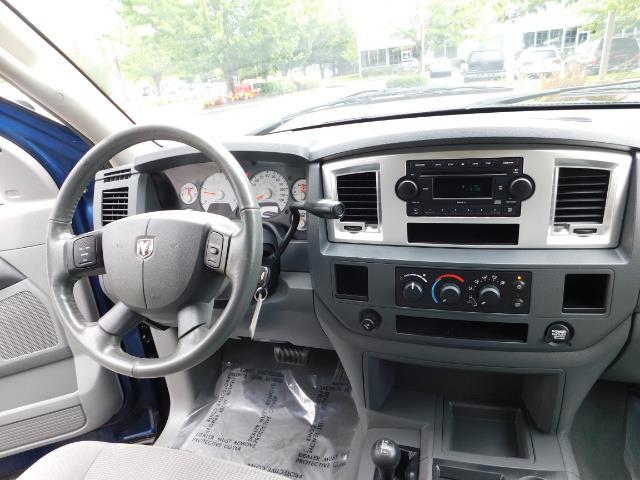 2007 Dodge Ram 2500 SLT BIG HORN EDITION / 4X4 / 5.9L DIESEL / 1-OWNER - Photo 18 - Portland, OR 97217