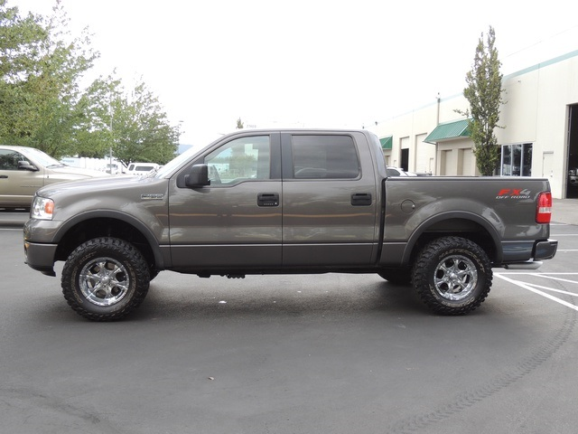 2006 Ford F 150 Fx4 Off Road 4x4 Crew Cab Lifted Lifted