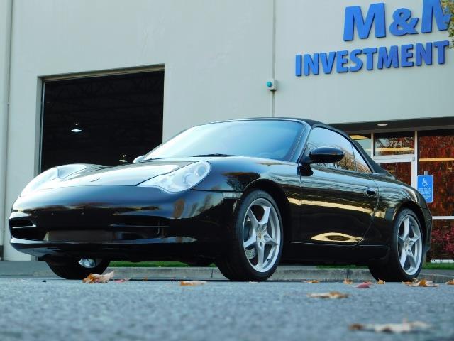 2004 Porsche 911 Carrera 4 / AWD / Convertible / 6-SPEED / 42K MILE - Photo 52 - Portland, OR 97217
