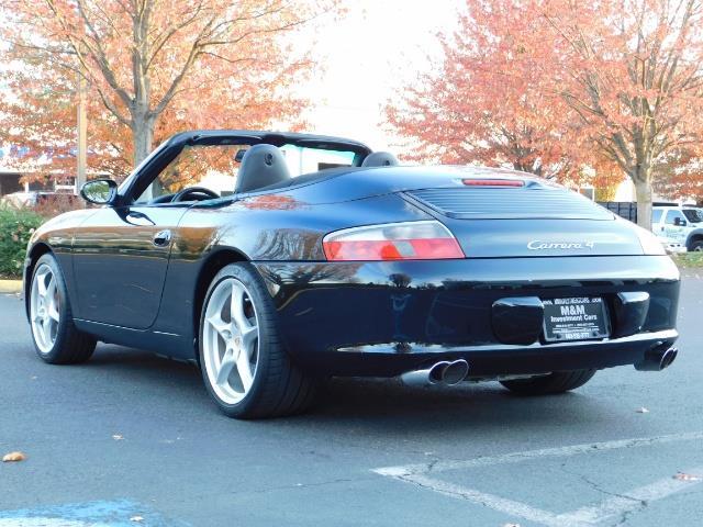 2004 Porsche 911 Carrera 4 / AWD / Convertible / 6-SPEED / 42K MILE - Photo 13 - Portland, OR 97217
