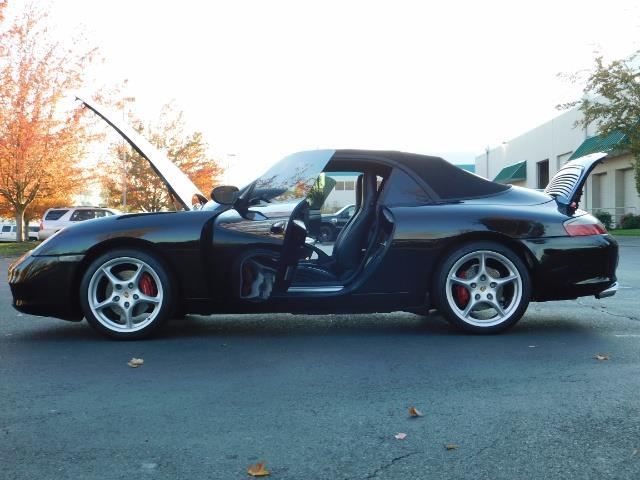 2004 Porsche 911 Carrera 4 / AWD / Convertible / 6-SPEED / 42K MILE - Photo 26 - Portland, OR 97217