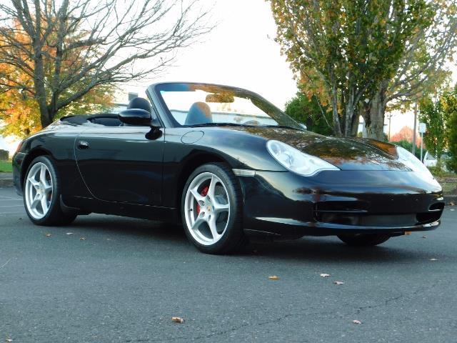 2004 Porsche 911 Carrera 4 / AWD / Convertible / 6-SPEED / 42K MILE - Photo 10 - Portland, OR 97217